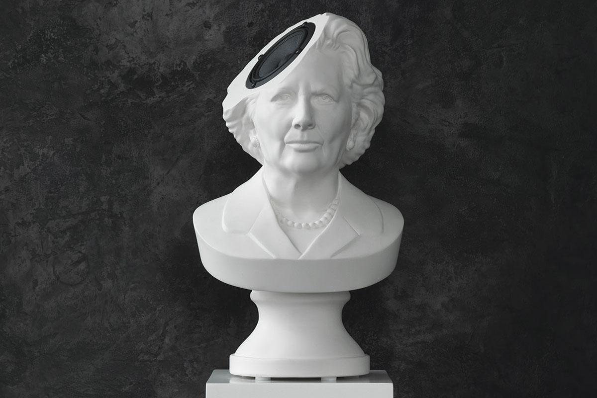 SOP Bust Speaker: Maggie