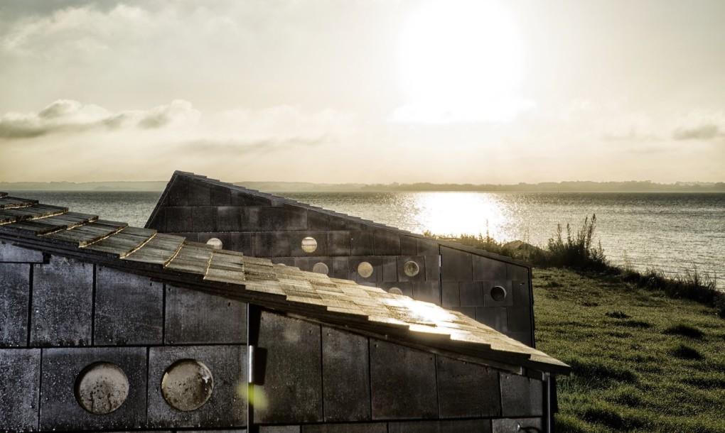 LUMO-shelters-sunset