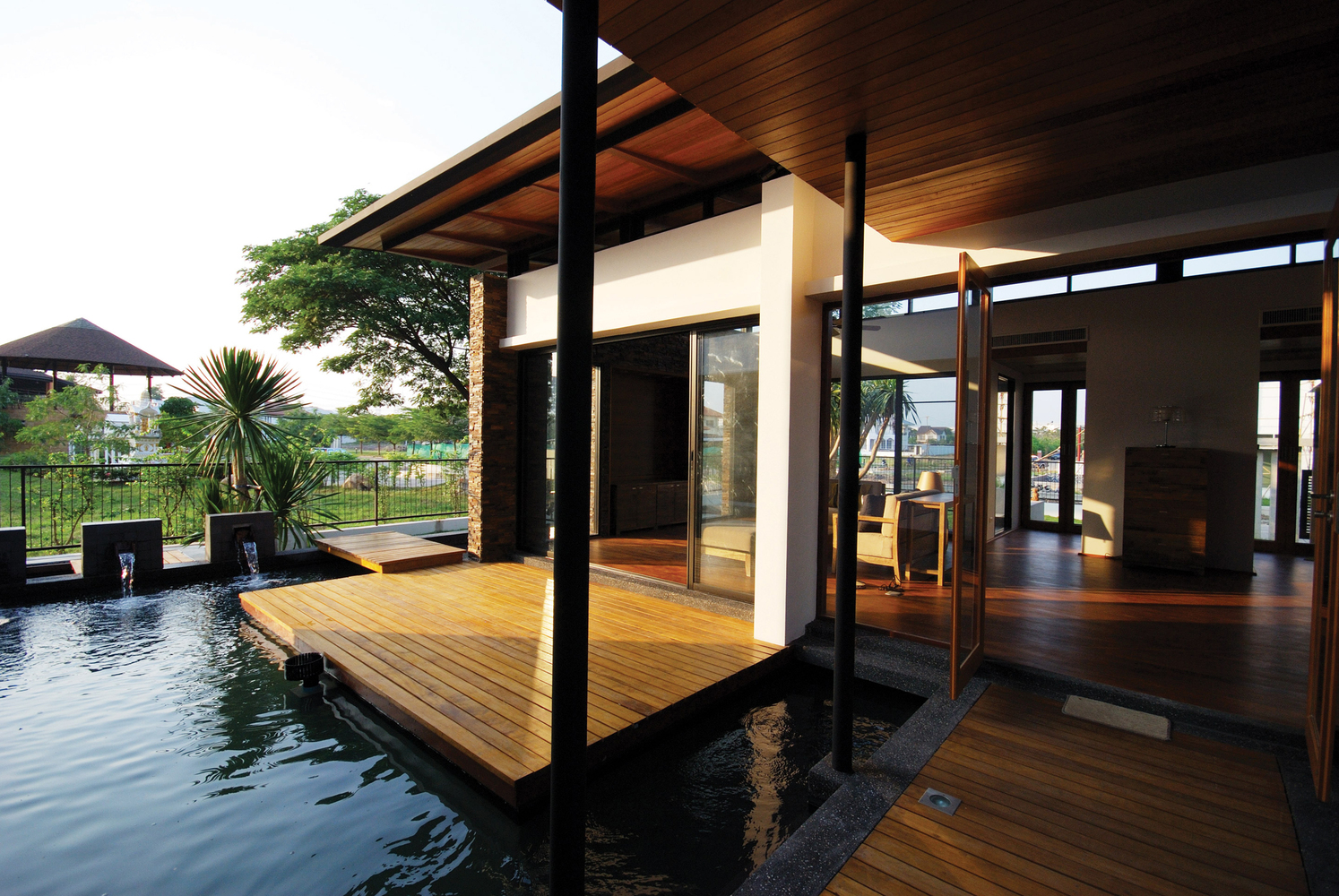 Feng Shui Home Design feng shui house feels like it's floating | designs & ideas