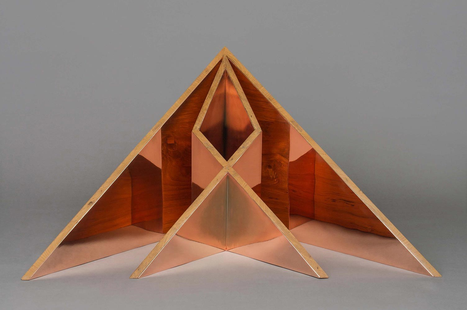 geometric furniture upcycled orumirror geometric furniture form and function origamistyle