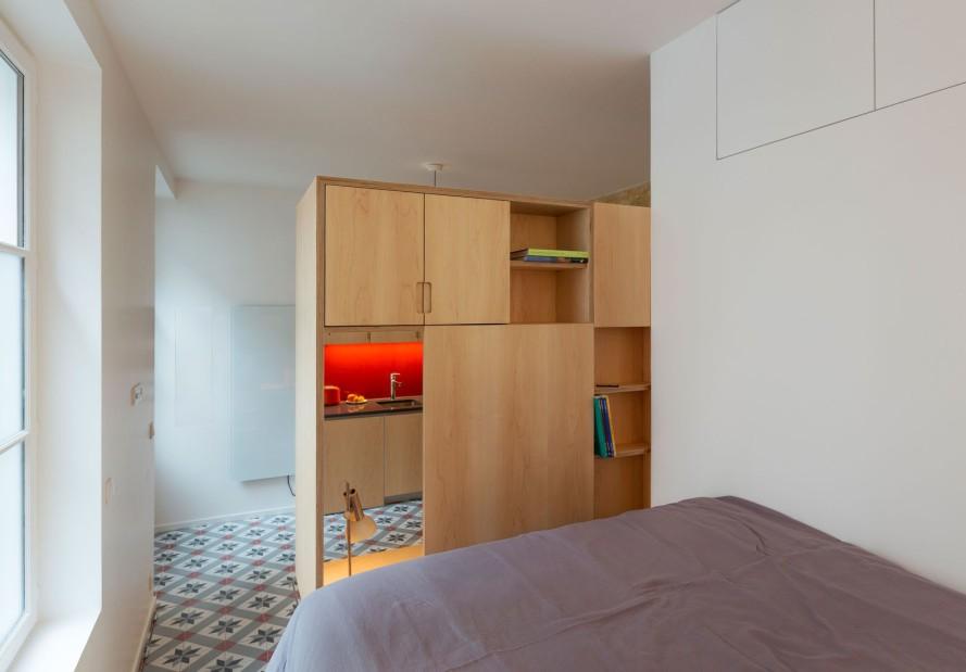 paris apartmetn 4