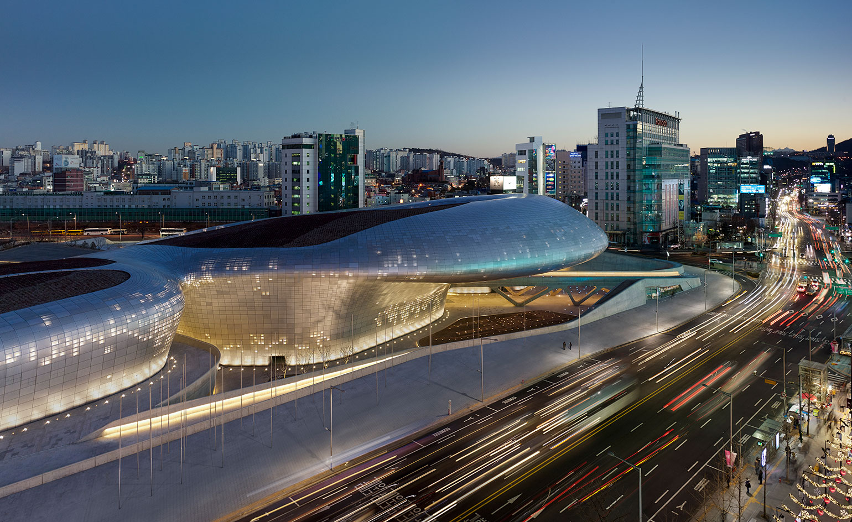 Dongdaemun-Design-Park-Seoul