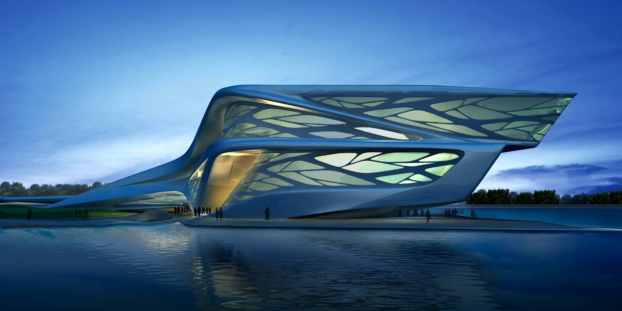Abu Dhabi Performing Arts Centre