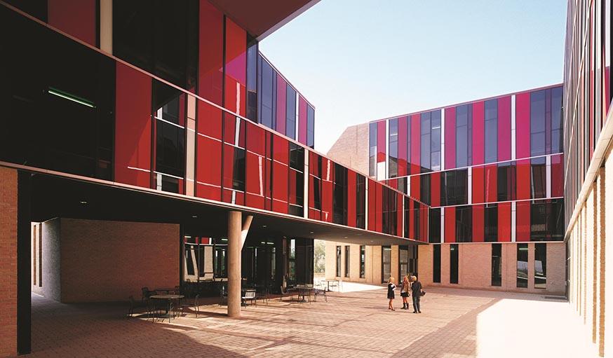 St. Edwards University in Texas by Alejandro Aravena