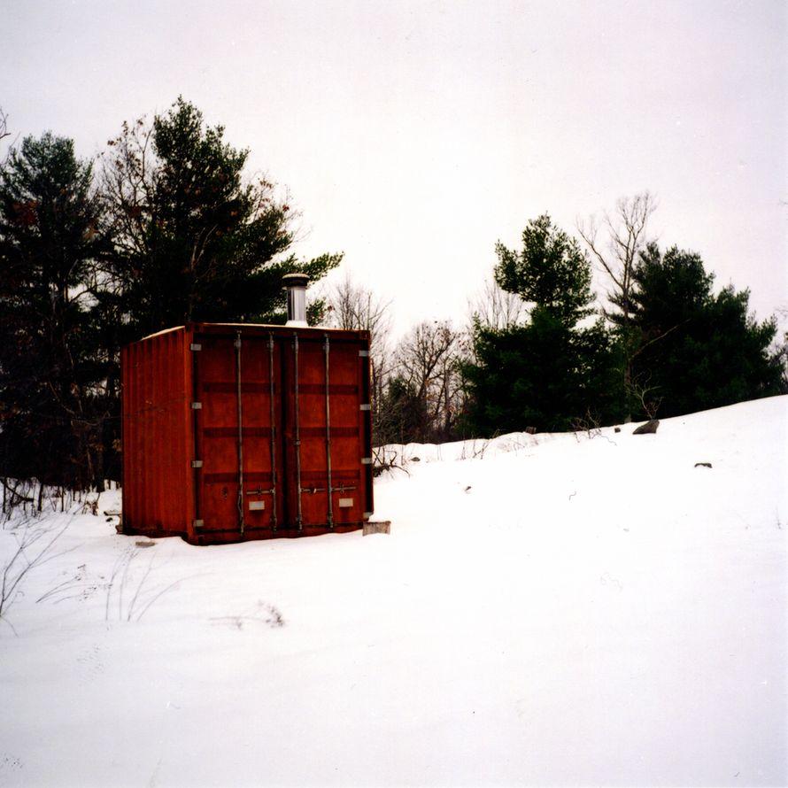 The Sauna Box by Castor
