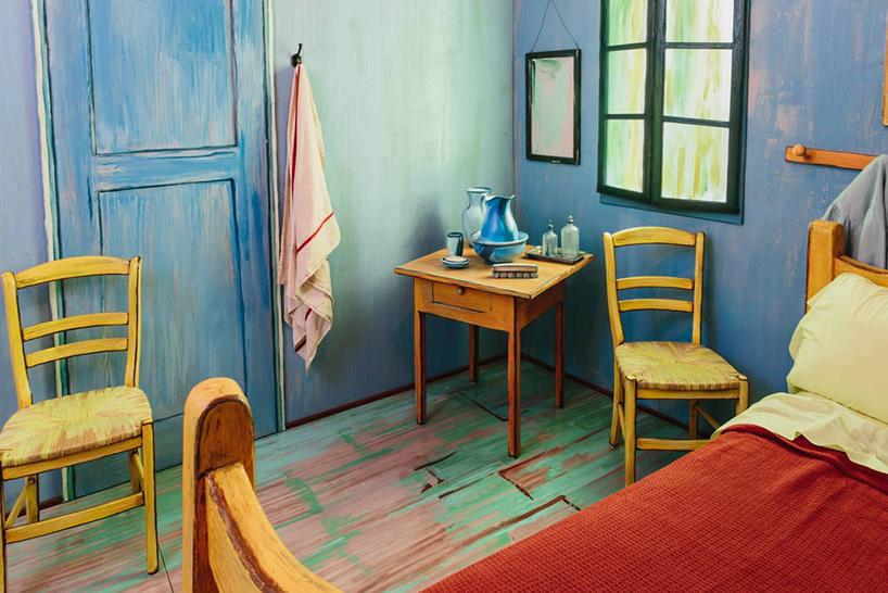 van gogh bedroom 3