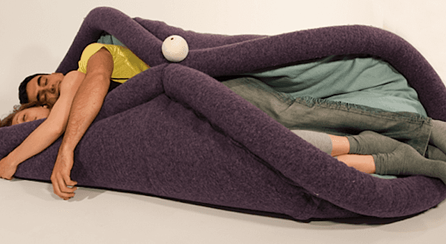 Want to sleep in a taco?