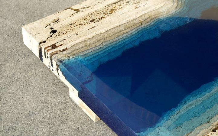 Blue Lagoon Table