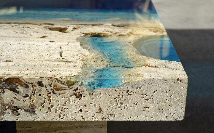 blue lagoon table 6
