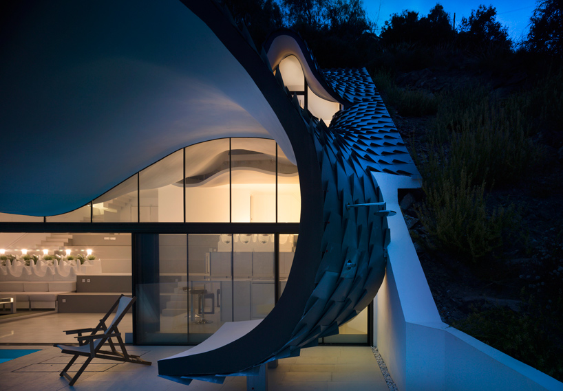 Contemporary Cave House, Spain
