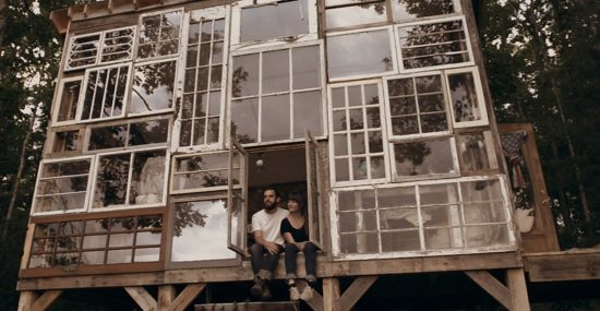 Tiny dream home off the grid: The Window House