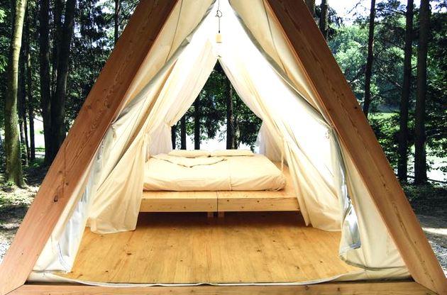 Lushna Villa Air Tent Designs Amp Ideas On Dornob