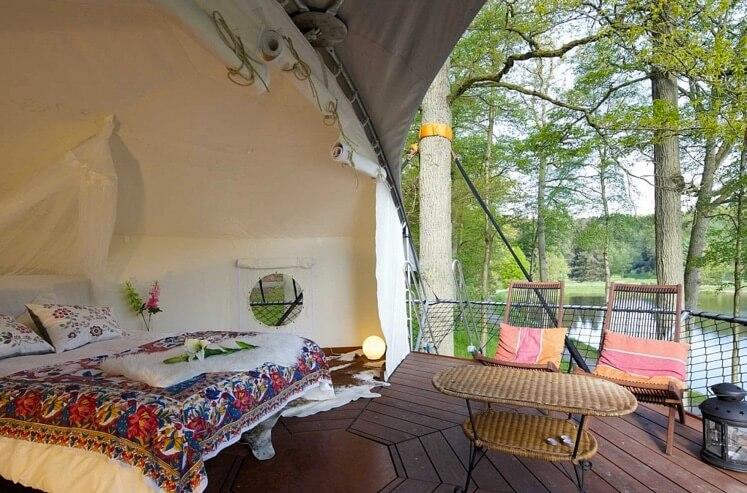 treehouse interior alternative