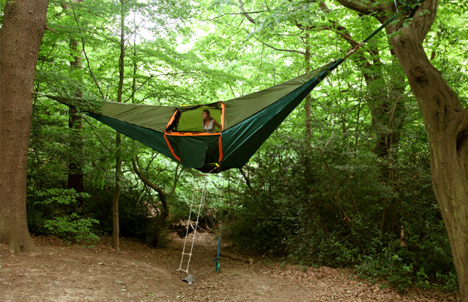 tentsile hanging tent