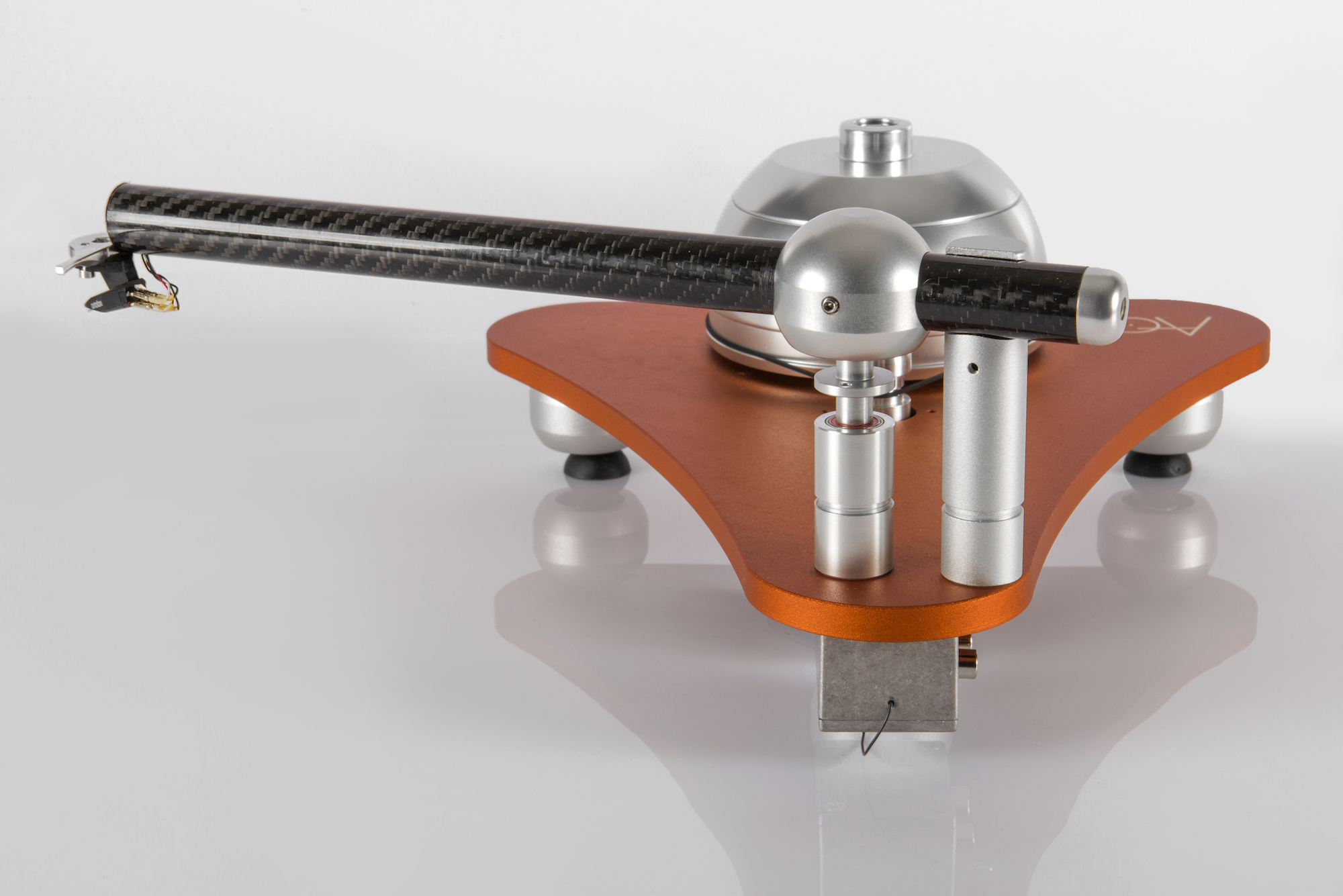 Atmo Sfera Platterless Turntable delivers exquisite sound quality