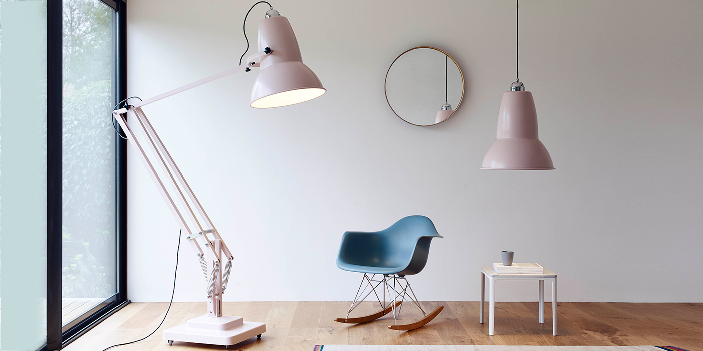 The Anglepoise Lamp – Timeless, BIG and Small