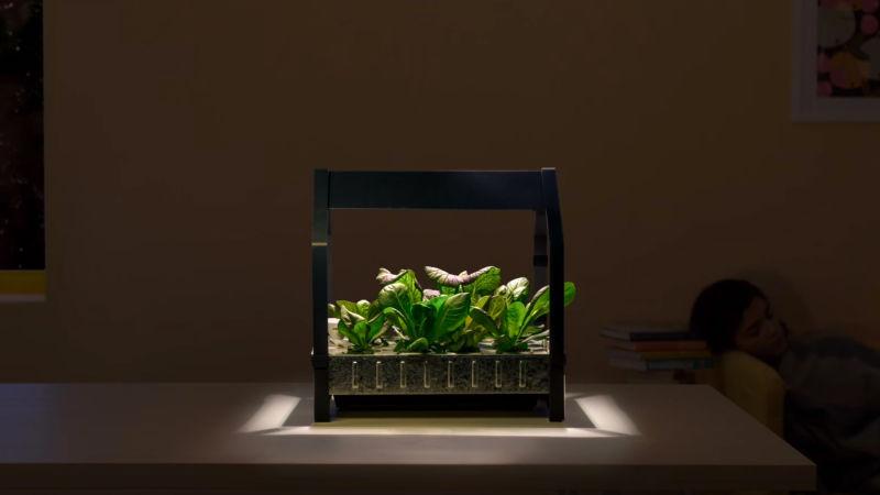 Ikea launches indoor gardening kit for Ikea flat pack garden