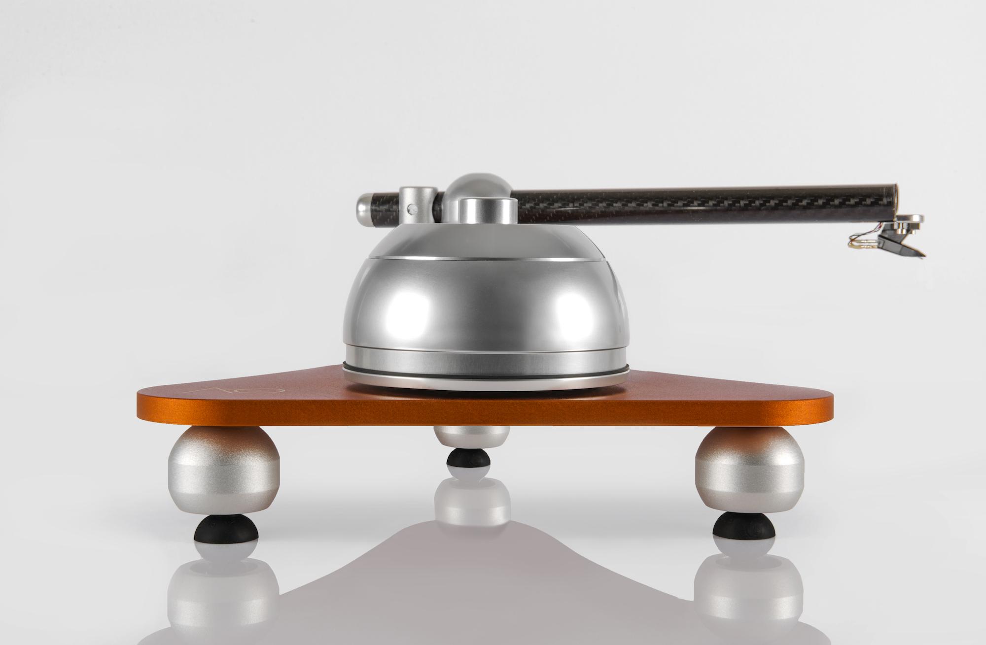 Atmo Sfera Platterless Turntable looks a bit like a drone