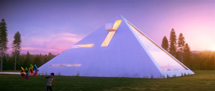 pyramid house 5
