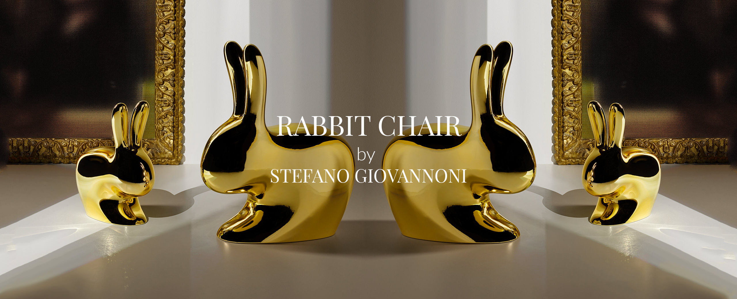 'Rabbit' Chair - by Giovannoni