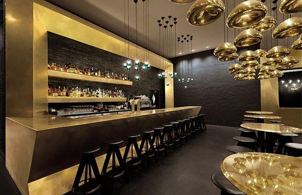 High End Design Barbecue Restaurant In London Designs