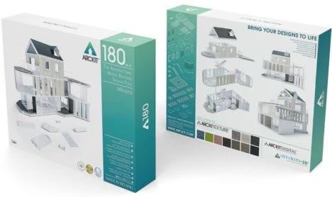 Arckit architectural model kits