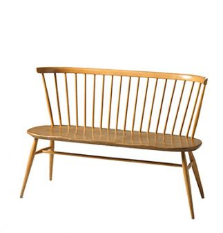 windsor love seat ercol originals