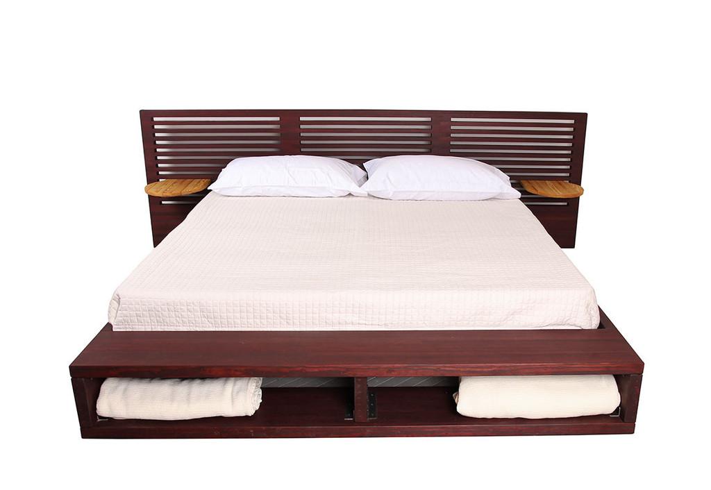 Counterevolution Platform Bed