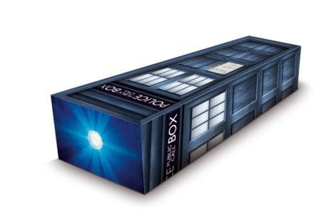Police Box Coffin