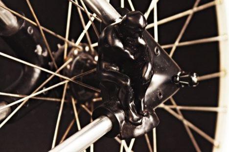 Radev bike bracket