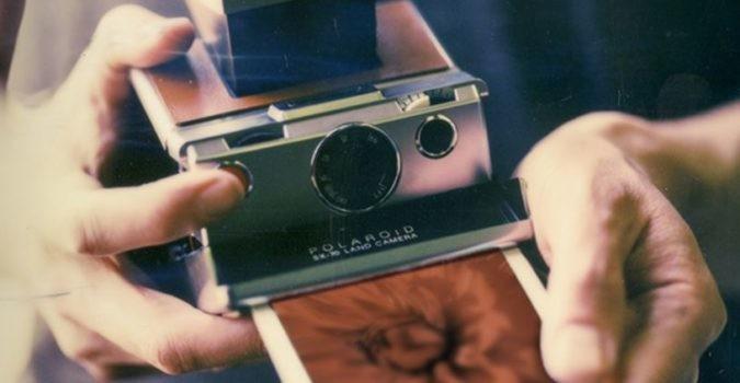new polaroid camera