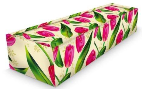 Tulip Coffin