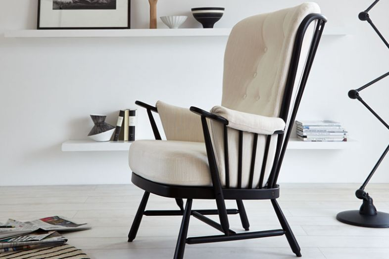 Windsor easy chair by ercol
