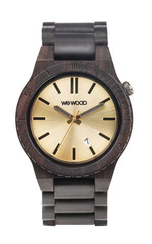 arrow black gold watch