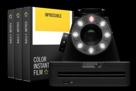 Impossible Project's i-1 camera