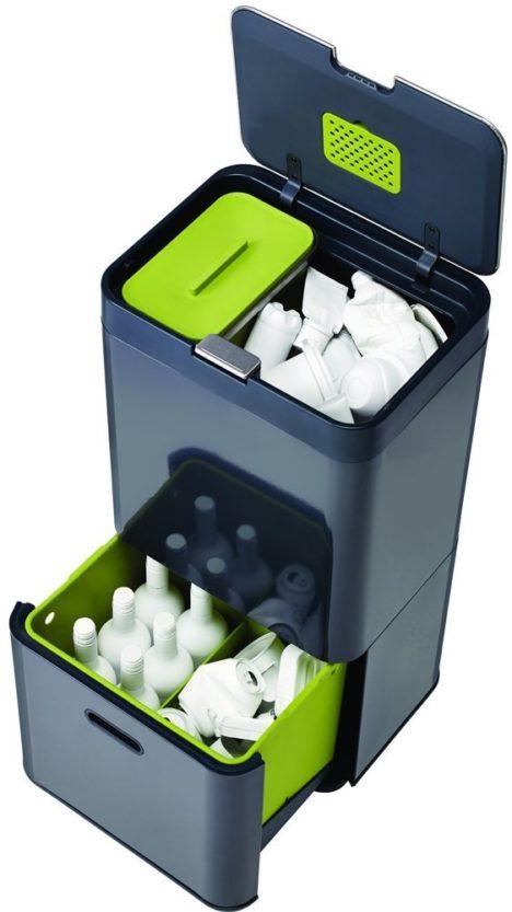 Totem garbage can