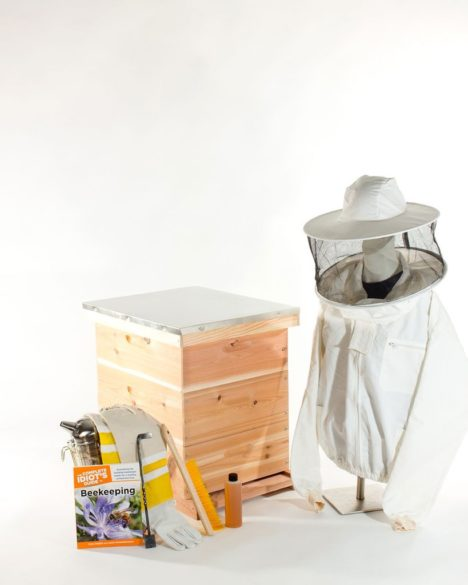 budding beekeeper check out these natural cedar hives