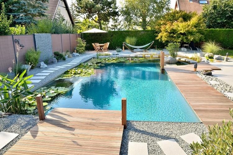 Biotop Natural Pools Designs Ideas On Dornob