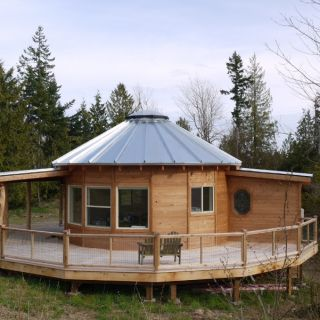 Smiling Wood Yurts