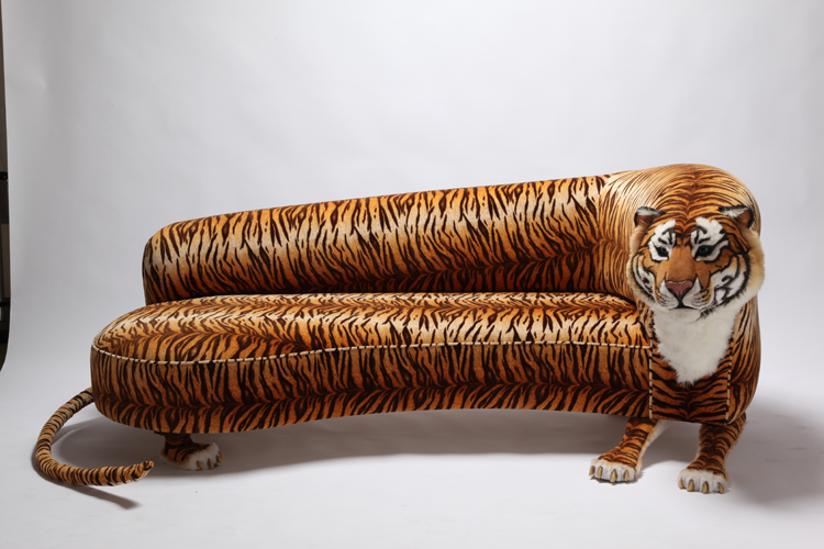 Striking Animal Print Furniture To Delight Even Dr Doolittle
