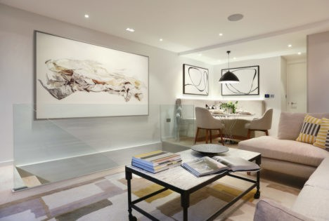 Living Room - Southwood - LLI Design