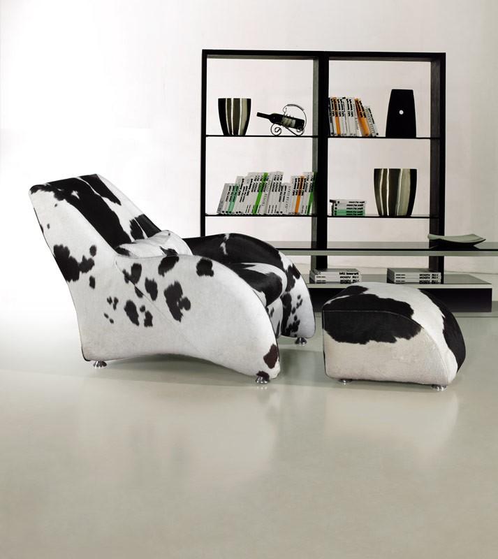 '920' California chair and ottoman