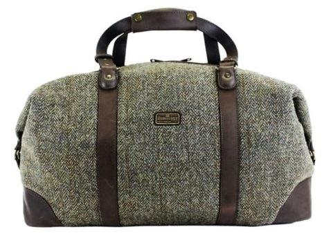 Harris Tweed Caledonian bag