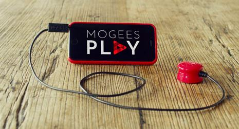 Mogees Play