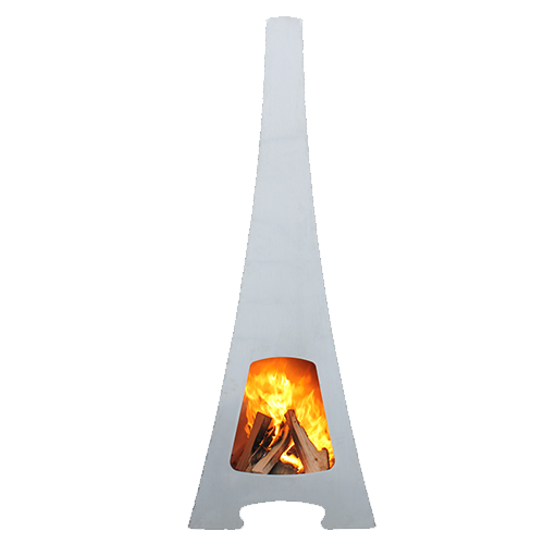 Pique fireplace by Sebios
