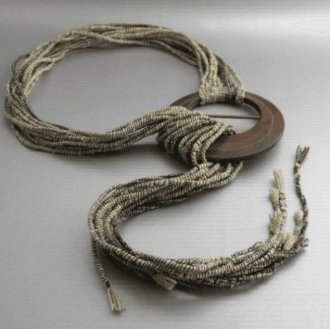 bearzi foresta necklace