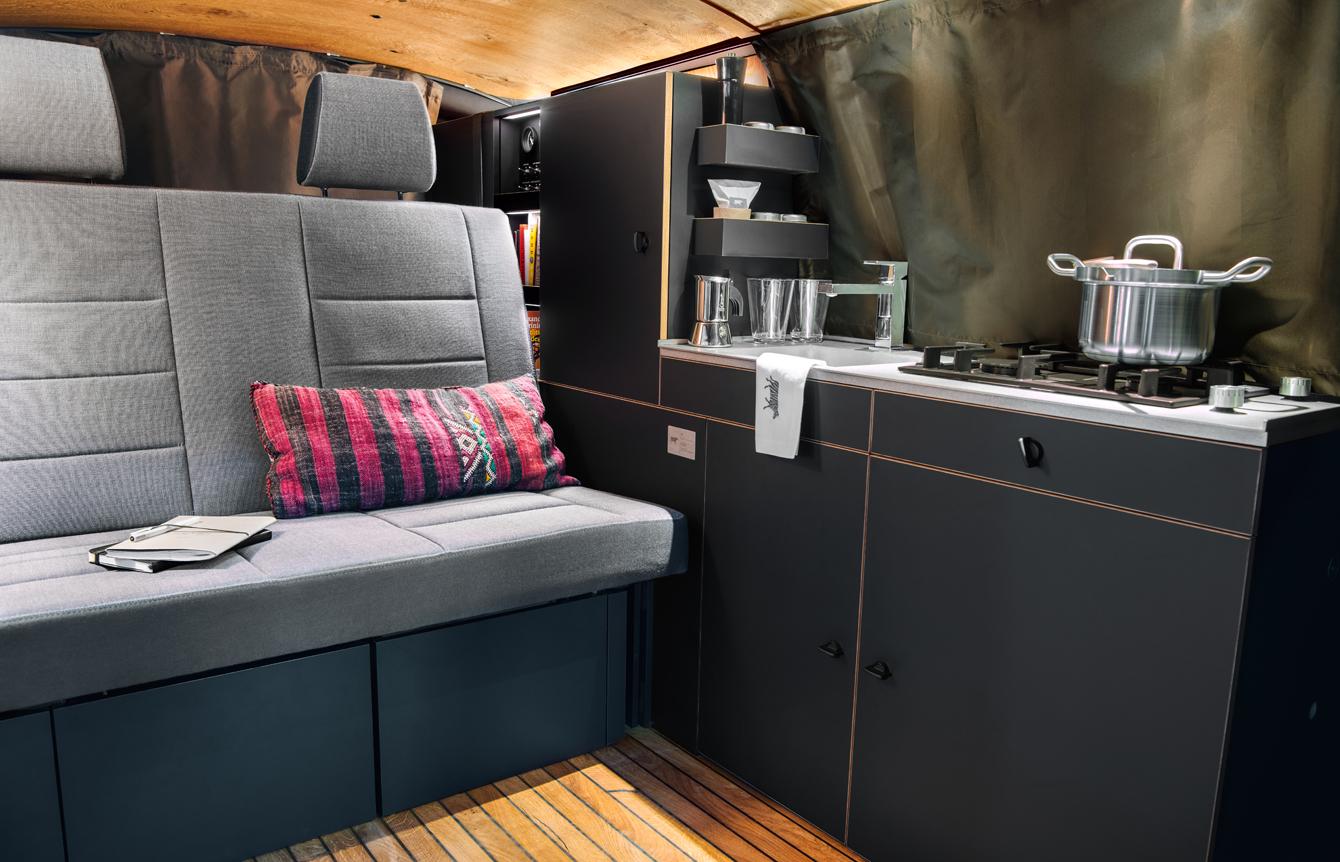 Luxury Minimalist Diy Camper Van Designs Amp Ideas On Dornob