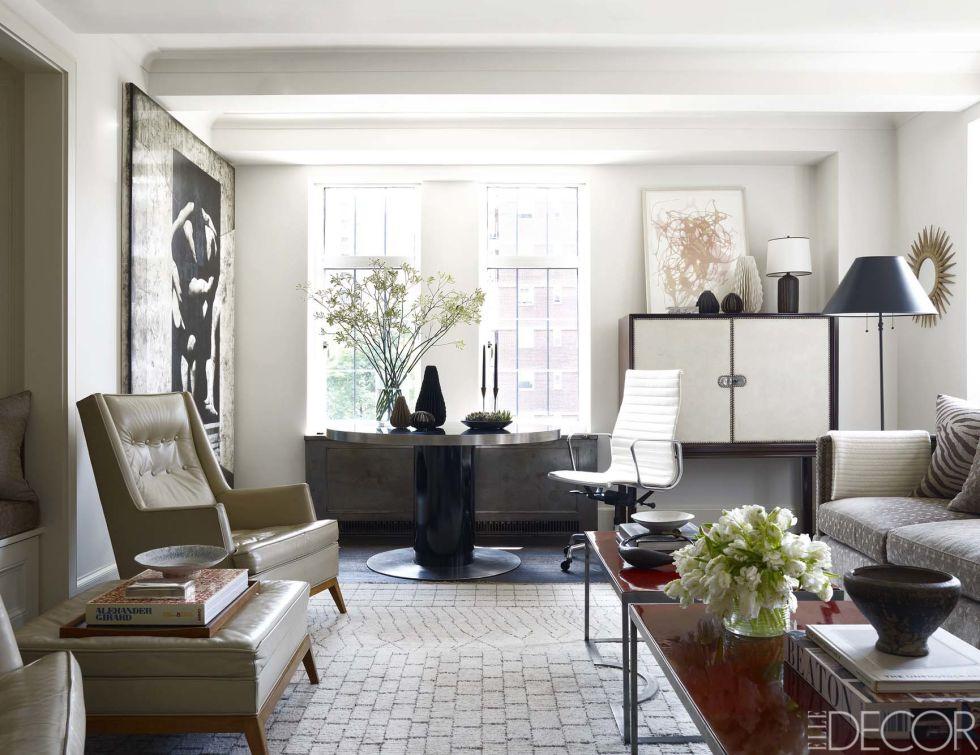 Bill Hudnut ceramics in Douglas Durkin Apartment