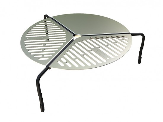 front runner spare tire grill
