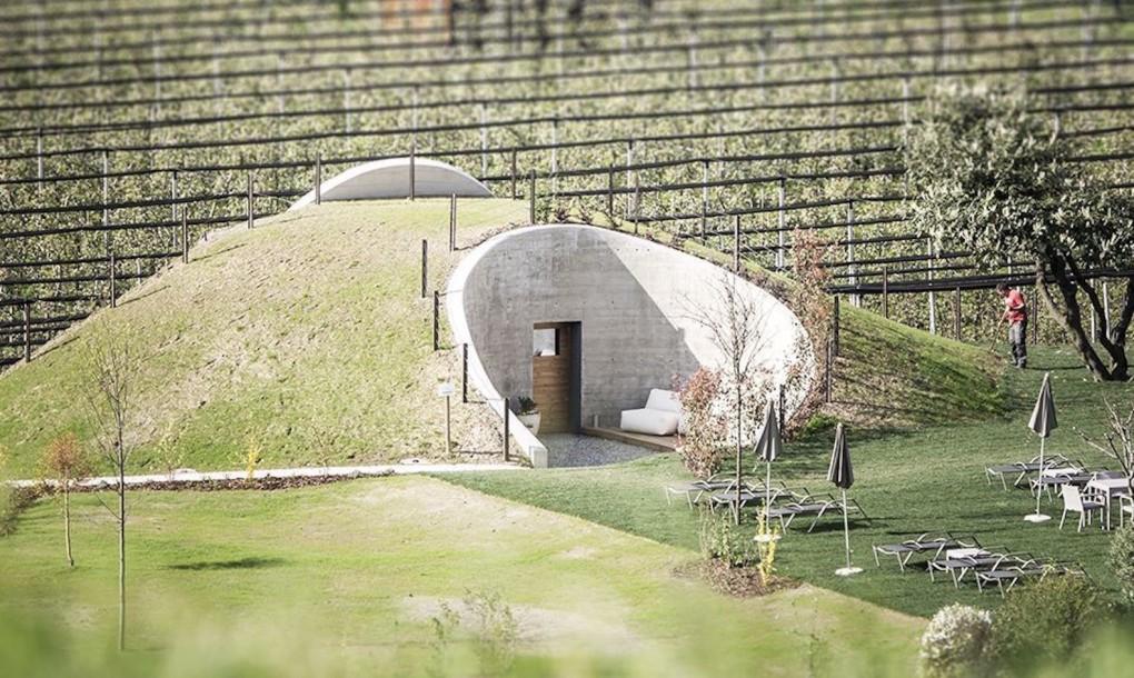 hobbit sauna 1